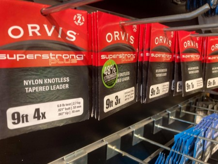 Orvis Superstrong plus