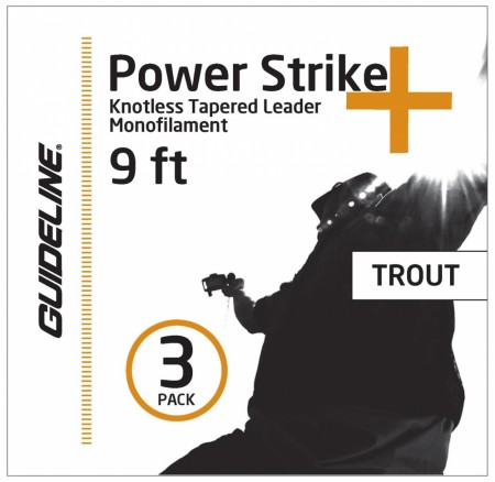 Power Strike 9´ 3-Pack